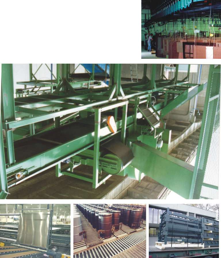 Univeyor Turnkey Conveyor Systems